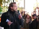 Lesung Konrad Witz Schule Rottweil Nov14