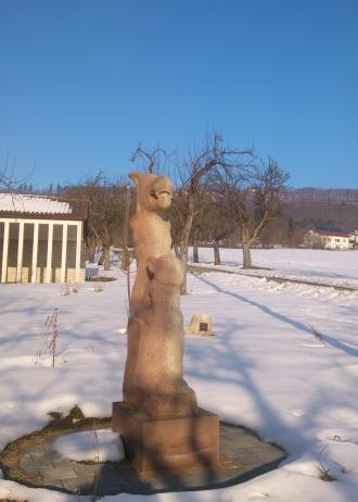 Dreifaltigkeitsberg Spaichingen Feb15