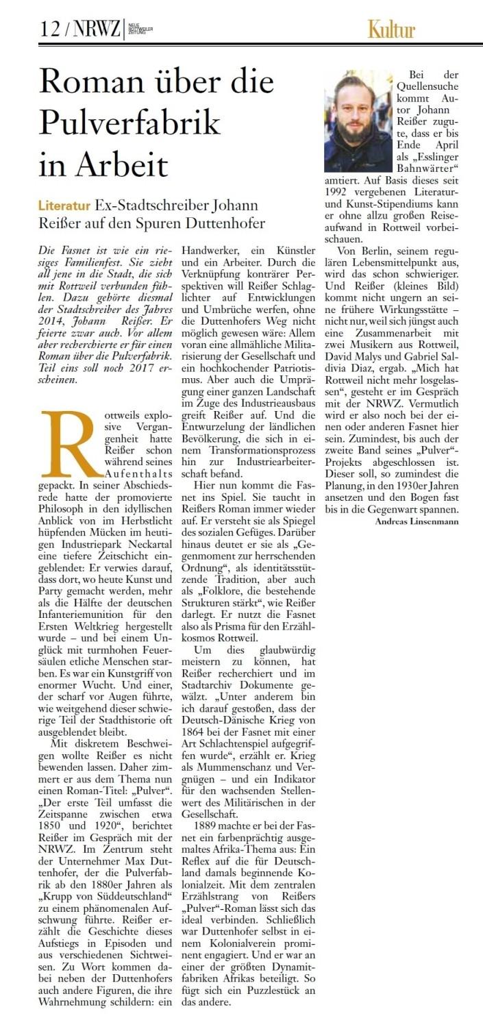 Artikel NRWZ Pulver Mar17_a