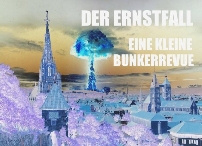 Plakat Bunkerperformance Esslingen 22 titel n