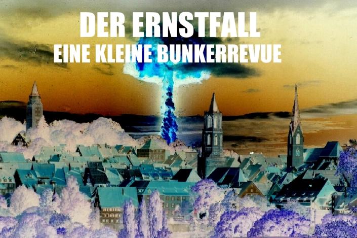 Plakat Bunkerperformance Rottweil V2 N Titel